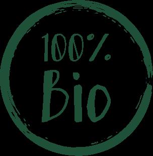 100% Bio Logo