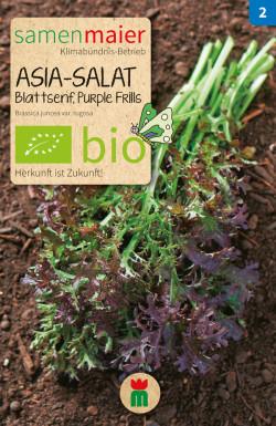 Asia-Salat-Blattsenf