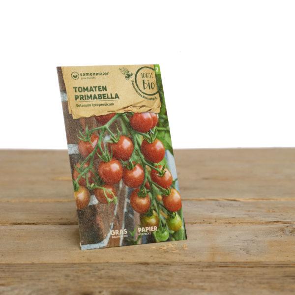 Bio Saatgut Tomaten Primabella von Samen Maier