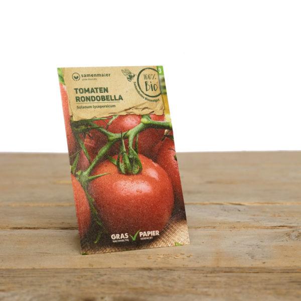Bio Saatgut Tomaten Rondobella von Samen Maier