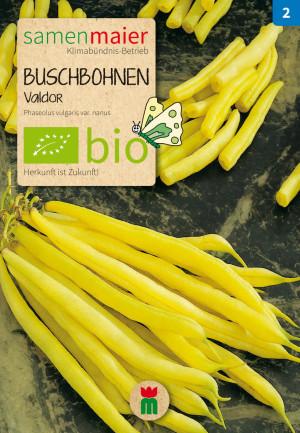 MAIE-BIO-Buschbohnen-Valdor