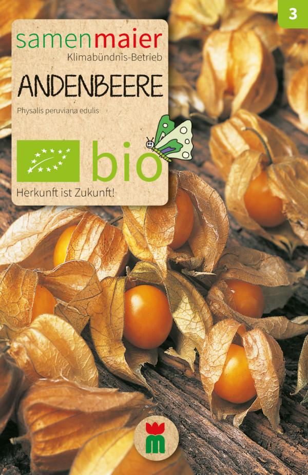 BIO Andenbeere - Physalis peruviana edulis