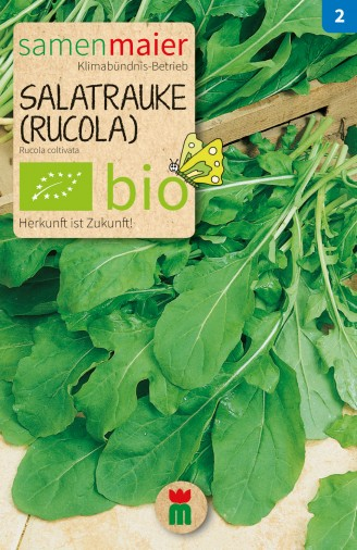 BIO Salatrauke Rucola - Rucola coltivata