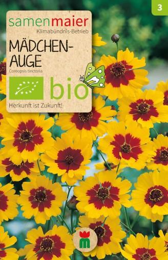 BIO Mädchenauge - Coreopsis tinctoria