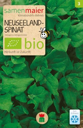 BIO Neuseelandspinat - Tetragonia tetragonioides