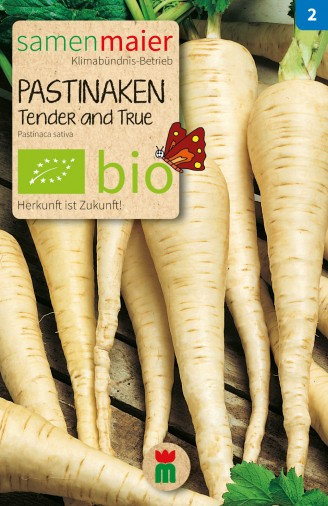 BIO Pastinaken Tender and True - Pastinaca sativa