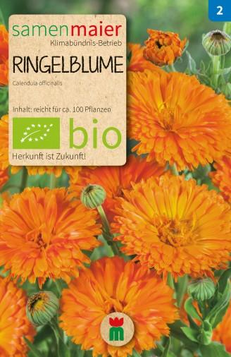 BIO Ringelblume - Calendula officinalis