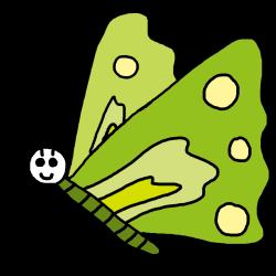 Schmetterlinggrasgrün