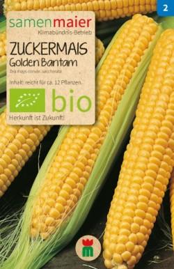 BIO Zuckermais Golden Bantam - Zea mays convar. saccharata